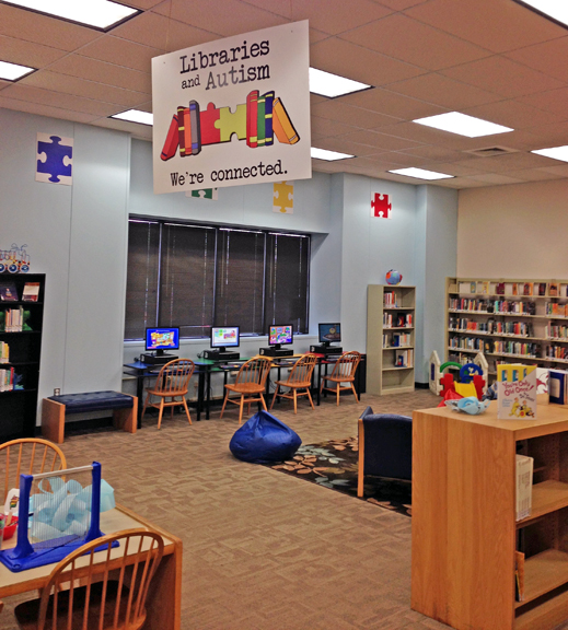 Jackson-Hinds Autism Resource Center